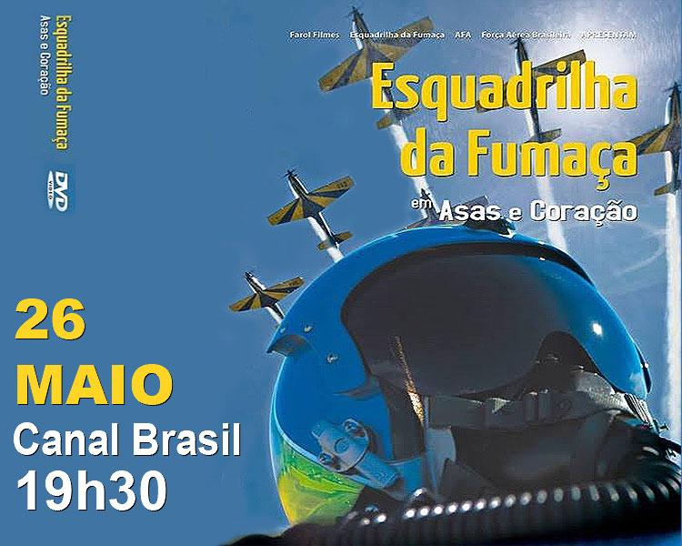 DOCUMENTARIO EDA - ASAS E CORAÇÂO  / TV Canal Brasil / AeroJota Classificados