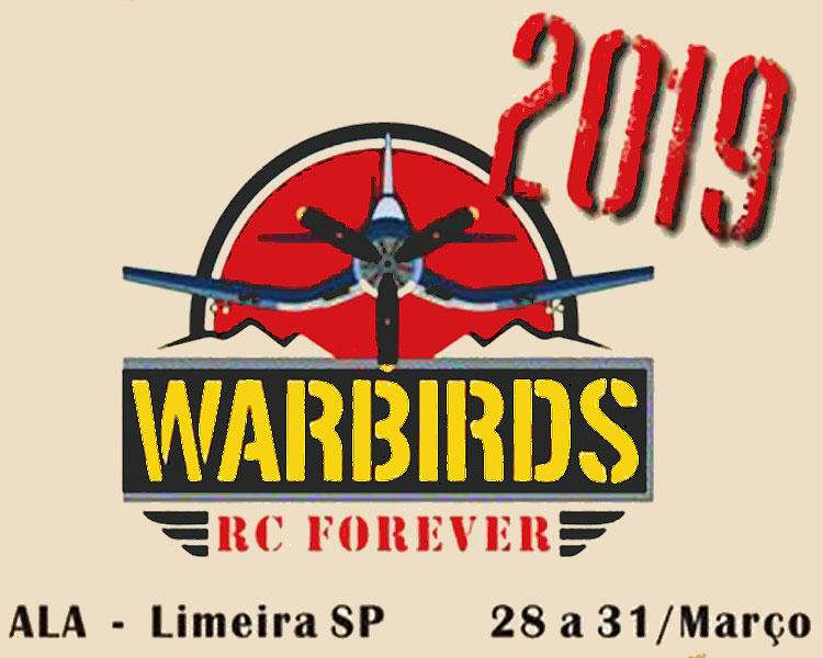 WARBIRDS RC FOREVER 2019 / Limeira-SP / AeroJota Classificados Aeronáutico