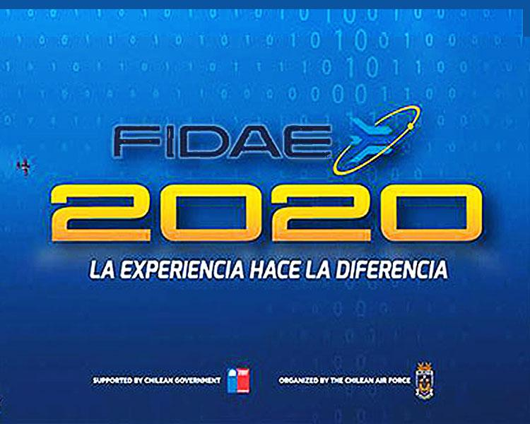 FIDAE 2020 / CHILE / AeroJota Classificados Aeronáutico